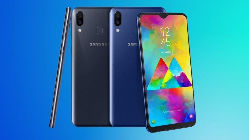 Samsung Galaxy M20 User Manual