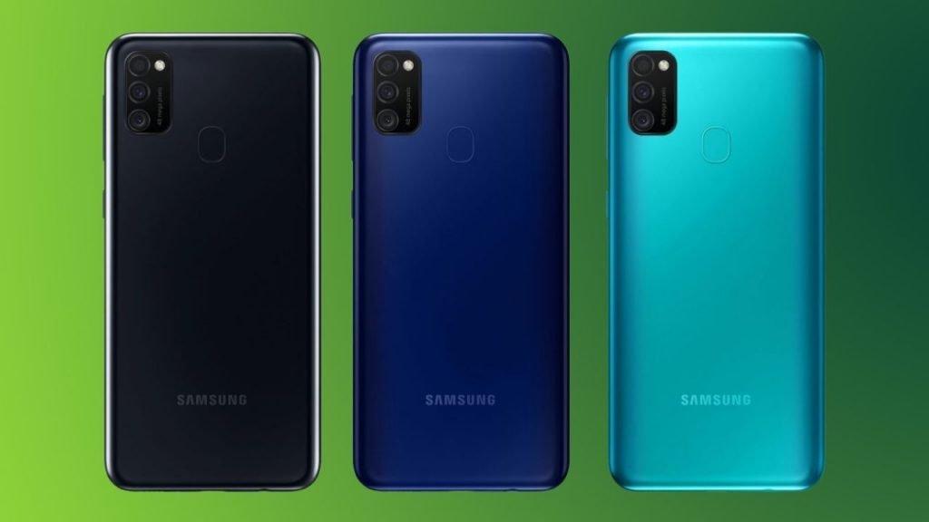 Samsung Galaxy M21 User Manual