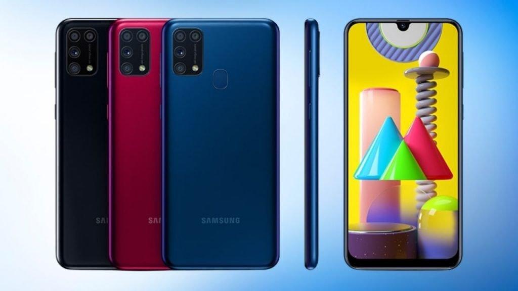 Samsung Galaxy M31 User Manual