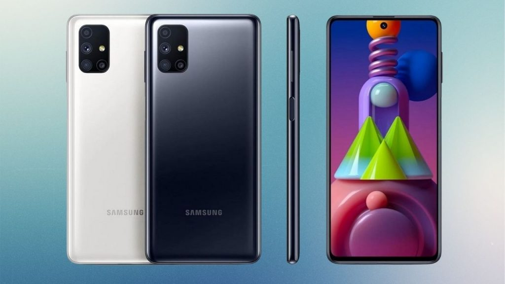 Samsung Galaxy M51 User Manual