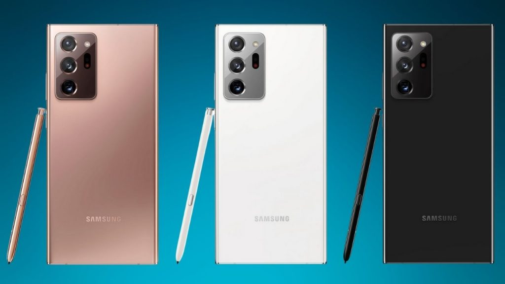 Samsung Galaxy Note 20 Ultra 5G User Manual