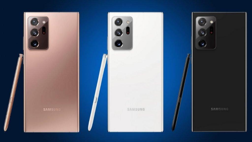 Samsung Galaxy Note 20 Ultra User Manual