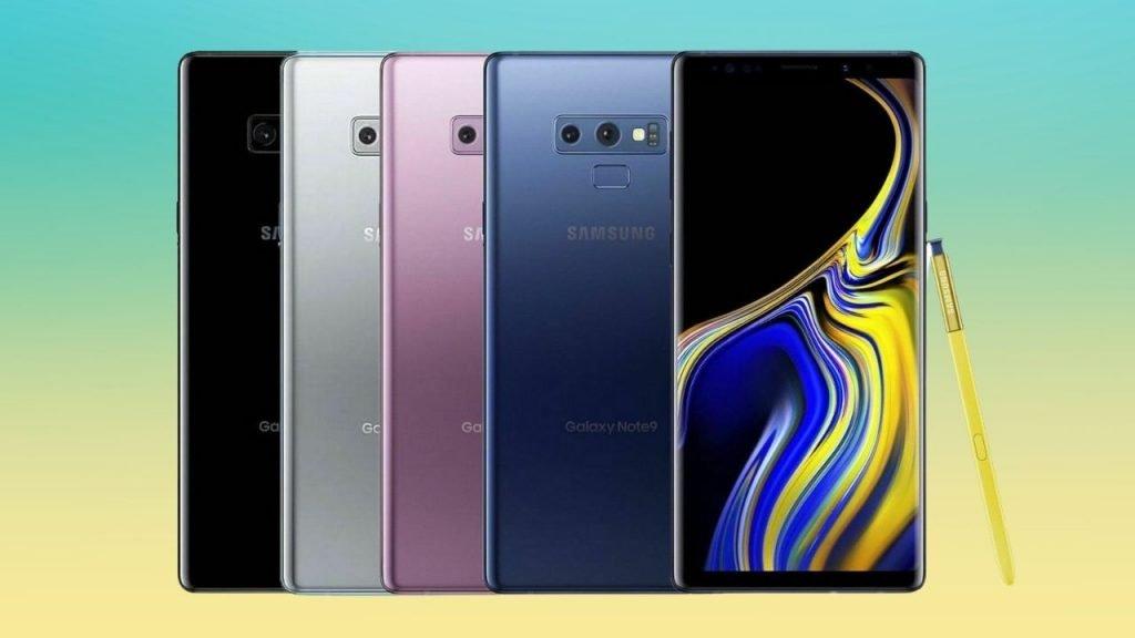 Samsung Galaxy Note 9 User Manual