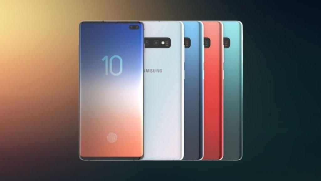 Samsung Galaxy S10 Plus User Manual