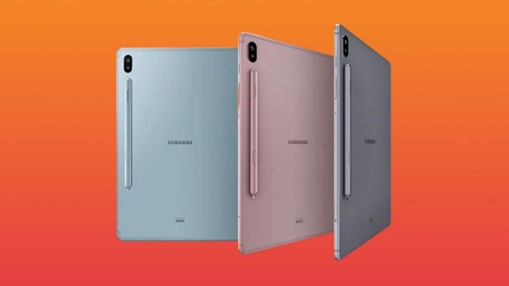 Samsung Galaxy Tab S6 User Manual